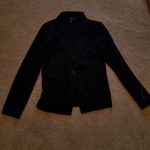 EUC Mossimo Black Blazer (10)